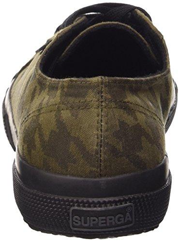 Superga 2750-cotupieddepoule - Zapatillas de deporte Unisex adulto Verde