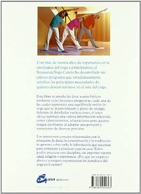 Sivananda Yoga: Guía para principiantes: Amazon.es ...