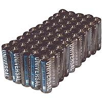UPG D5322/D5922 Super Heavy-Duty Battery Value Box (AA; 50 pk) consumer electronics Electronics