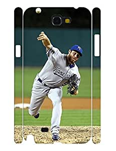 Beautiful Dustproof Baseball Player Skin Action Series Phone Accessories Cover Skin for Samsung Galaxy Note 2 N7100 Case wangjiang maoyi