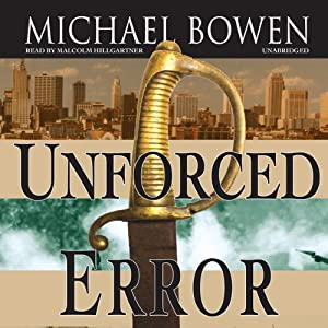 Unforced Error Audiobook