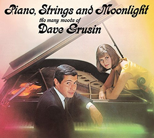 The Many Moods of Dave Grusin. Piano, Strings and Moonlight (Moonlight String)