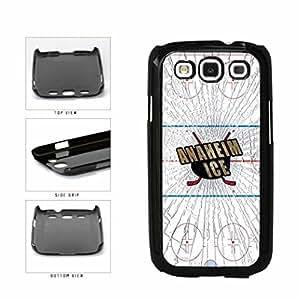 Anaheim Ice Plastic Phone Case Back Cover Samsung Galaxy S3 I9300