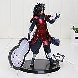 Game, Fun, 17cm Naruto Madara Uchiha PVC Action Figure Model Toys With Box Naruto figure, Toy, Play