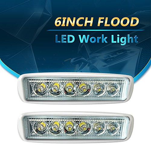 John Deere Gator Led Lights - 1