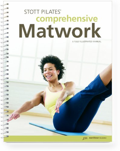 STOTT PILATES Manual - Comprehensive Matwork (English)
