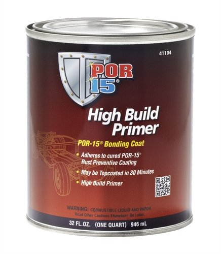 POR-15 41101 High Build Primer - 1 gal by POR-15 (Image #1)