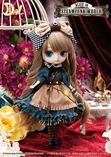 Groove DAL ALICE in STEAMPUNK WORLD (Alice in steam punk world) D-155 Height approx 268mm ABS-painted action figure 4