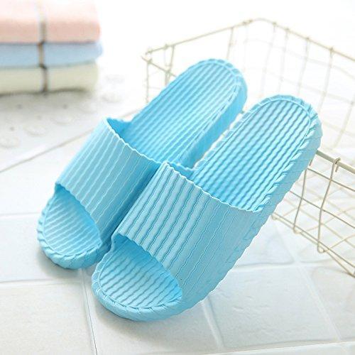silent bagno letto camera blue punta camera da antislittamento calzature Uomini e letto da piscina traspirante piano YMFIE scarpe da ciabatte B4wx8U1q