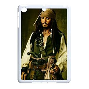 DDOUGS Pirates of the Caribbean Personalized Cell Phone Case for Ipad Mini, Best Pirates of the Caribbean Case