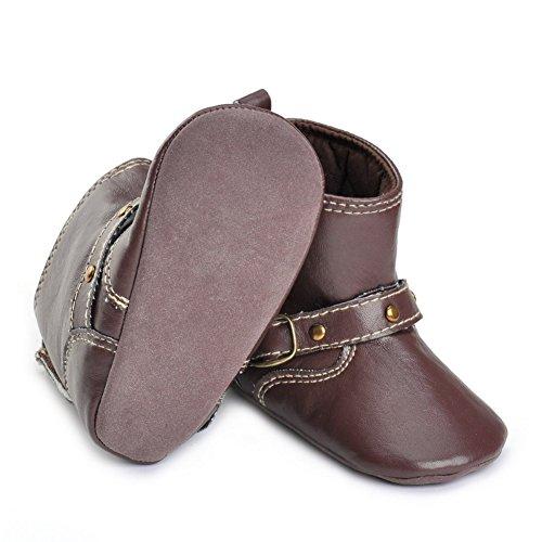 Leap FrogChukka Boots - Botas Chukka para niño marrón