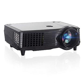 GJZhuan Proyector VS-508 Proyector de LED TV proyector de ...