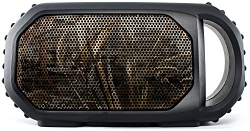 ECOXGEAR Eco Stone Portable Outdoor Bluetooth Speaker - Retail Packaging - Real Tree MAX-5 Camo
