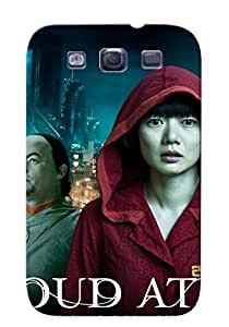Hard Plastic Galaxy S3 Case Back Cover,hot Cloud Atlas Case At Perfect Diy