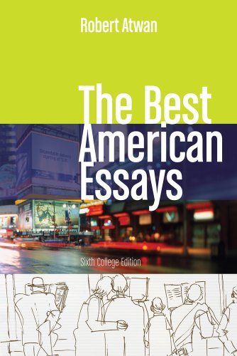 How To Write An Essay In High School The Best American Essays  Book Of The Best American Essays English As A Global Language Essay also Example Essay Papers Best American Essays Book Series Essay Thesis Statement Generator
