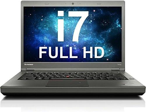 Notebook, Ultrabook, Lenovo ThinkPad T440p i7 4. Generación Full HD 1920 x 1080 8 GB, 256 GB SSD IPS Pantalla Teclado Alemán