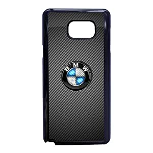 Samsung Galaxy Note 5 Custom Cell Phone Case BMW Car Logo Case Cover 1WFF37667