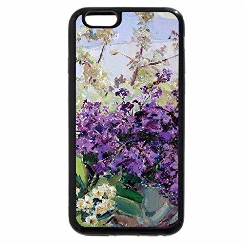 iPhone 6S / iPhone 6 Case (Black) By Tsvetkova. Flowering of Crimea