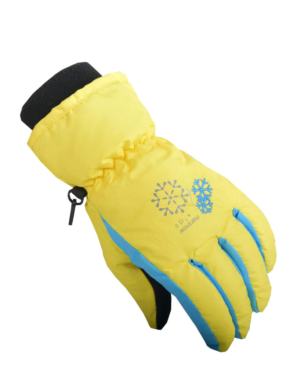 OMSLIFE Kinder Skifahren Handschuhe Wasserdicht Skihandschuhe Handschuhe Skihandschuhe Outdoor Handschuhe Sport Handschuhe Winter Handschuhe Skihandschuhe