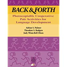 Back & Forth: Pair Activities for Language Development