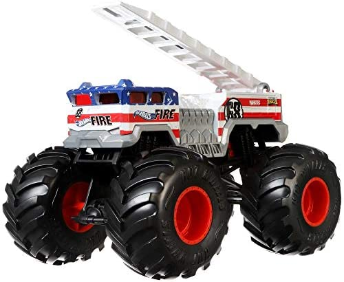 Hot Wheels Alarm Monster Truck product image