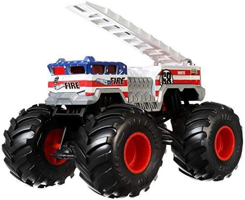 Hot Wheels Alarm Monster Truck