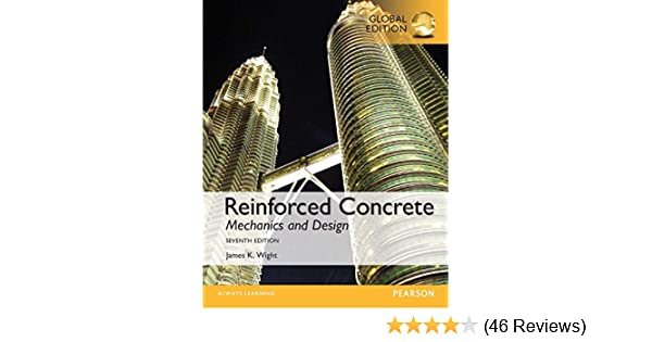 Amazon reinforced concrete mechanics and design global amazon reinforced concrete mechanics and design global edition ebook james k wight kindle store fandeluxe Images