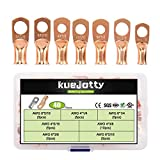 Kuejotty Copper Cable Ends Wire Connectors Terminal