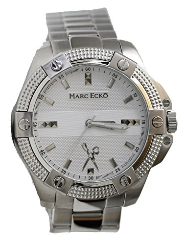 Marc Ecko M16533G1 - Men's Watch, Stainless Steel inox, Color: Silver