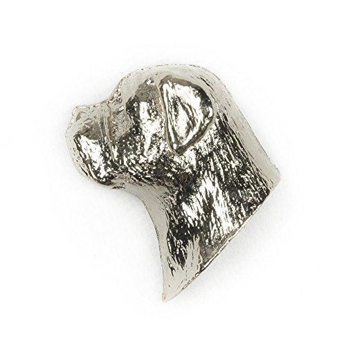 Mastiff Ornaments - BULL MASTIFF Made in U.K Artistic Style Dog Clutch Lapel Pin Collection