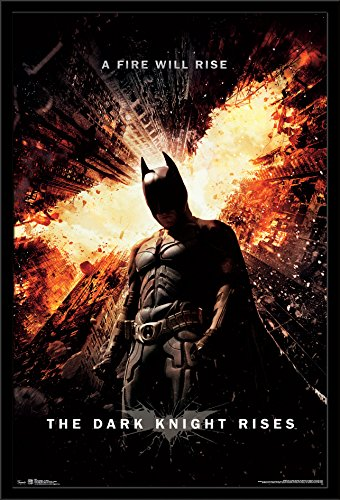 Trends International Wall Poster Dark Knight Rises One Sheet