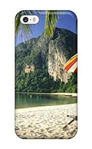 New Style Thailand Holiday Phuket Premium PC Cover For Iphone 5C Phone Case Cover (3D PC Soft Case)