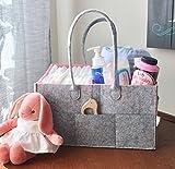 Baby Diaper Caddy   13X9X7   Nursery Storage and