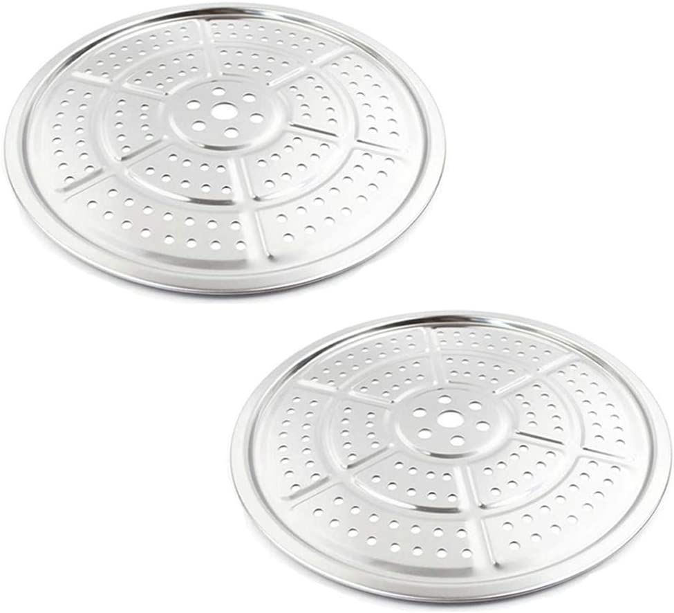 2Pack 11Inch Canner Rack Pressure Cooker Canner Rack Stainless Steel Canning Racks for Cooking (Sector)