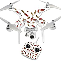 Skin For DJI Phantom 3 Standard – Shell Blanket | MightySkins Protective, Durable, and Unique Vinyl Decal wrap cover | Easy To Apply, Remove, and Change Styles | Made in the USA