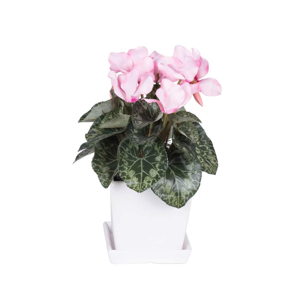 Vickerman F12218 Light Pink Cyclamen Everyday Floral
