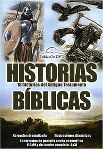 Historias Biblicas Del Antiguo Testamento