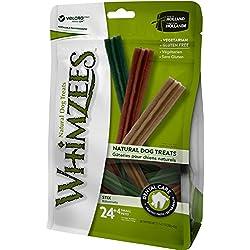 Whimzees Natural Grain Free Dental Dog Treats, Small Stix, Bag Of 28