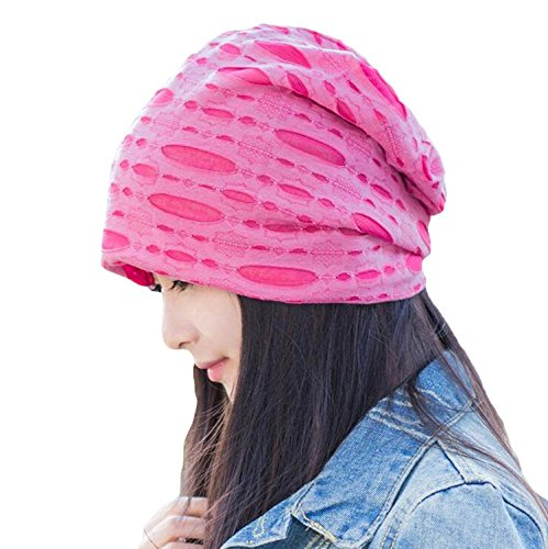 Fashionable Pink Womens Hat - 6