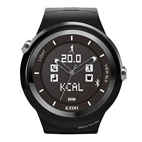 EZON s3 a01 Bluetooth Smart inteligente Running Sport reloj: Amazon.es: Relojes