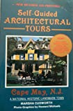 Front cover for the book Self-Guided Architectural Tours of Cape May, Nj by Marsha Cudworth