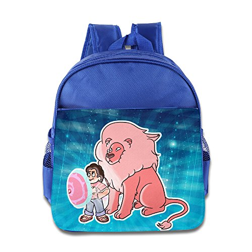 [KIDDOS Infant Toddler Kids Steven Universe Backpack Bag, RoyalBlue] (Cyberchase Costumes)