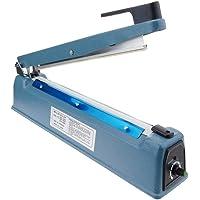 PrimeMatik - Selladora térmica metálica de 40cm 400 mmpara Bolsas de plástico