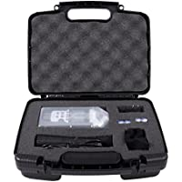 CASEMATIX Portable Recorder Carrying Travel Hard Case...