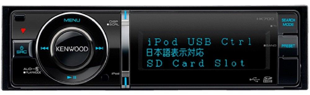 KENWOOD USB/CDレシーバー I-K700 B007JF0XRO
