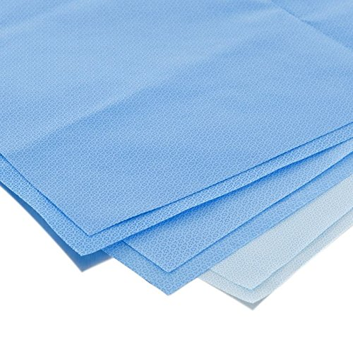 Halyard Health 68012 Sequential Sterilization Wrap, 12'' x 12'' (Pack of 2) by HALYARD (Image #1)