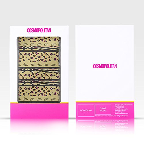 Official Cosmopolitan Mascaras Aztec Brights Hard Back Case for Apple iPhone 3G / 3GS
