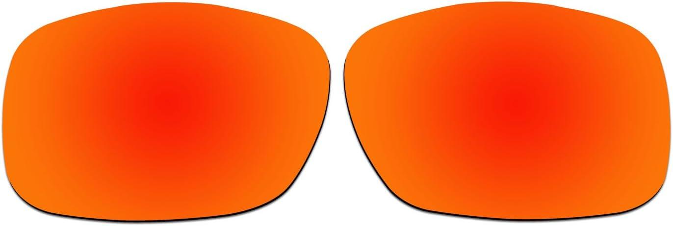 ACOMPATIBLE Lentes de Repuesto para Oakley TwoFace Gafas de Sol ...