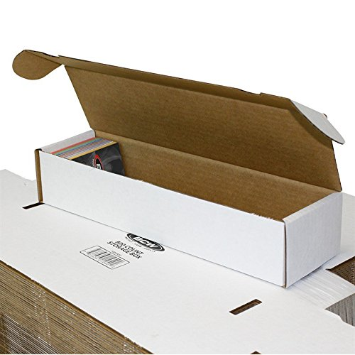 BCW 800 Count Storage Box (Quantity of 50) by BCW