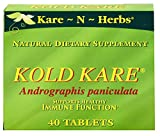 Cheap Kare-N-Herbs Kold Kare – 40 Tablets